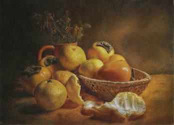 Orange Communication by Shum-a