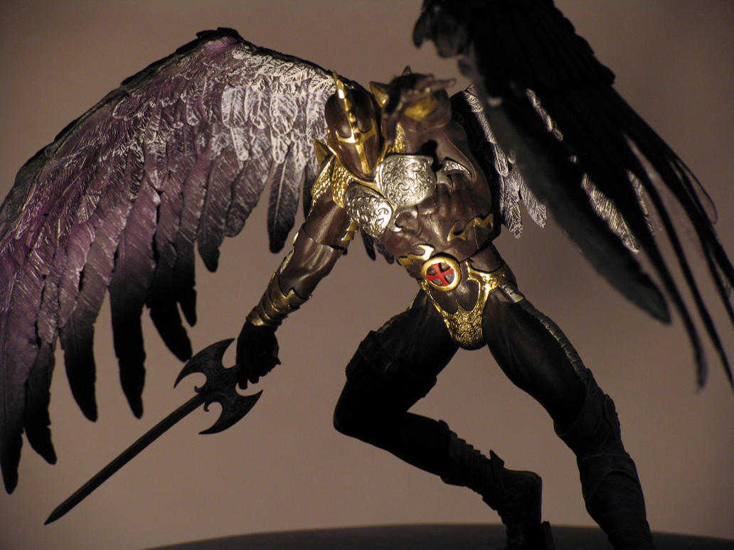 Redeemer Spawn by fangy89 on DeviantArt
