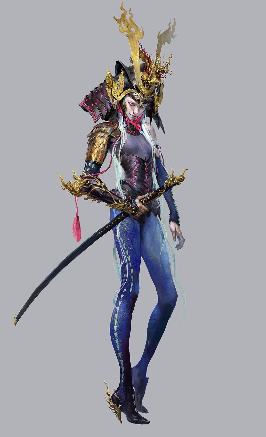 snake princess by rogner5th