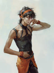 Narancia by rogner5th