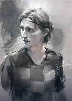 happy birthday Luka!