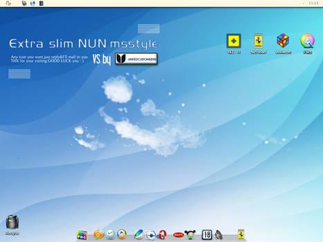 NUN. slim Version:::