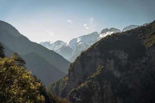 Mount Olympus - Olympus National Park - Greece