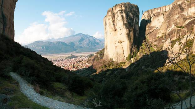 Kalampaka - Meteora - Greece -