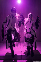 Fantomex and Cluster Uncanny X-Force 2013
