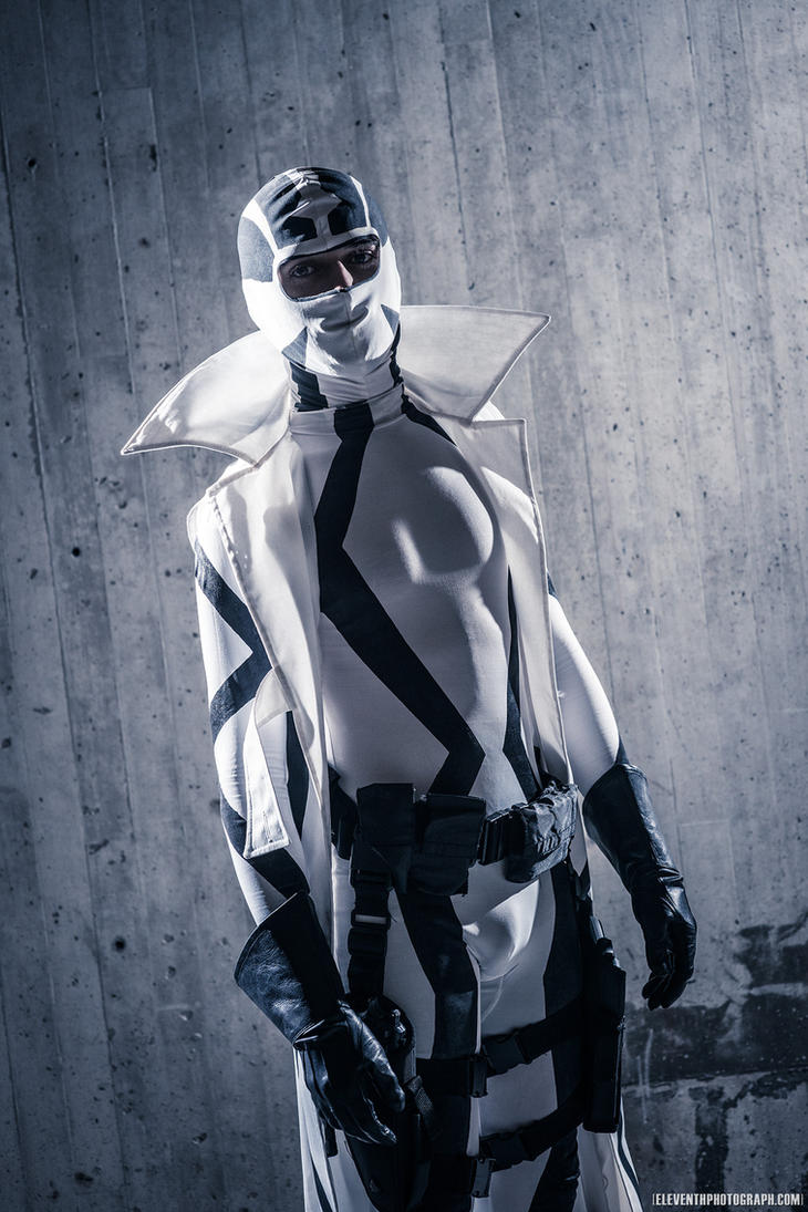 Fantomex Uncanny X-Force 2013 by satmorncosplay on DeviantArt