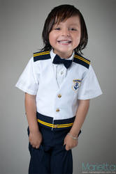 Little Sailor by Mariettaphoto