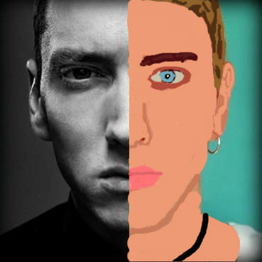Eminem vs. Slim Shady by LordHilius ... - eminem_vs__slim_shady_by_lordhilius-d60nrs5