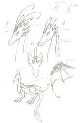 Skydancer sketch by Scorpius02