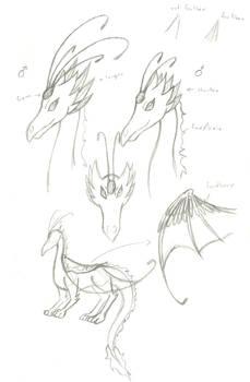 Skydancer sketch