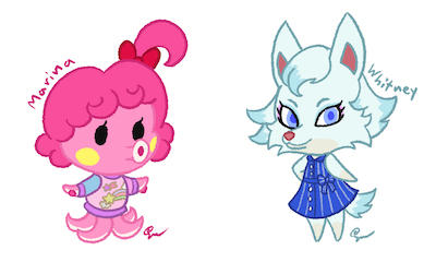 Animal Crossing: My Villagers part 2