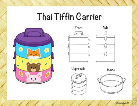 Thai Tiffin Carrier