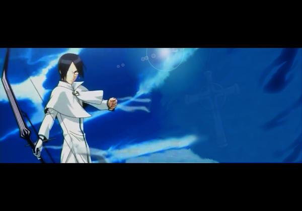 Uryu Ishida Bow Uryu Ishida And His Bow by