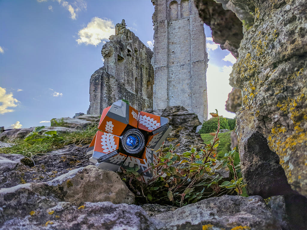 Last City Ghost Shell At Corf Castle By Scampy001 On Deviantart