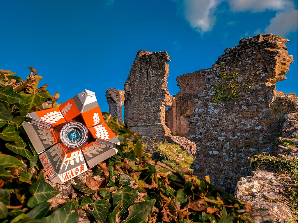 Last City Ghost Shell At Corf Castle 5 By Scampy001 On Deviantart