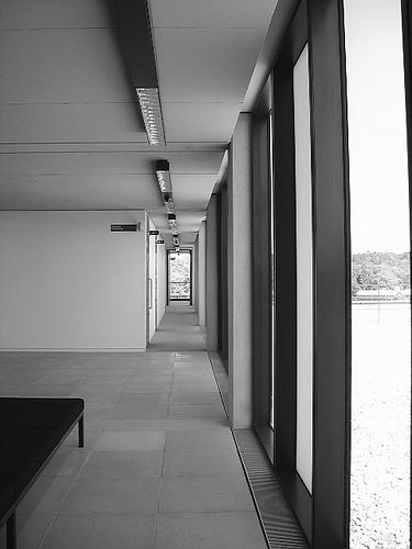 Corridor by puncturedbicycle