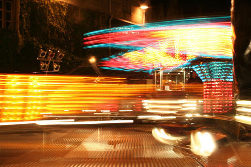 Moving lights by puncturedbicycle
