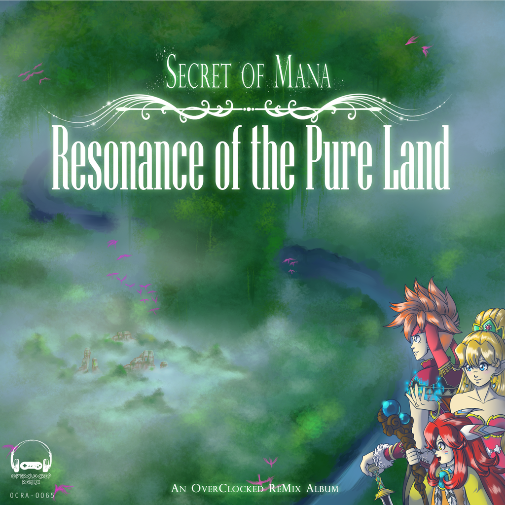 OverClocked ReMix - Resonance of the Pure Land by digitallyfanged
