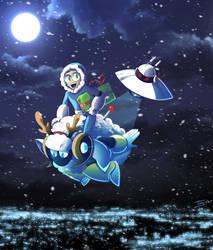 2017 RR Secret Santa by digitallyfanged
