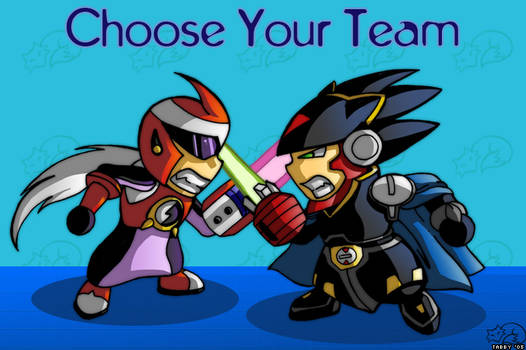 Choose Your Team