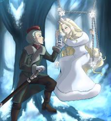 Come with me, Princess