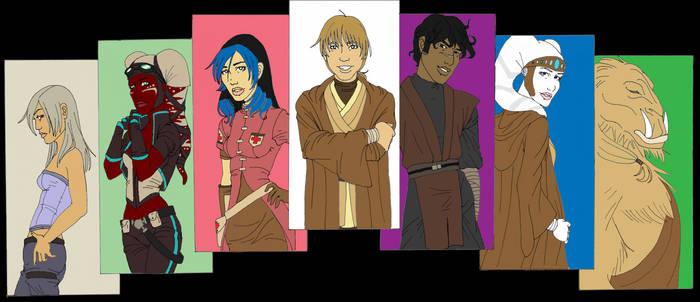 :Jedi Academy: