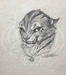 Lady Sevati Sketch