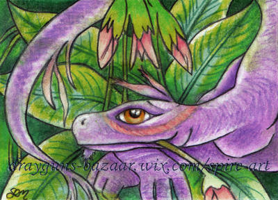 Groundskeeper ACEO by De-Vagrant
