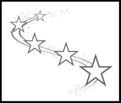 5 star tattoo design by HigHHalo