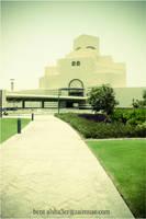IslamicMuseum by B-Alsha3er
