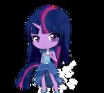 MLP Chibi: Twilight Sparkle