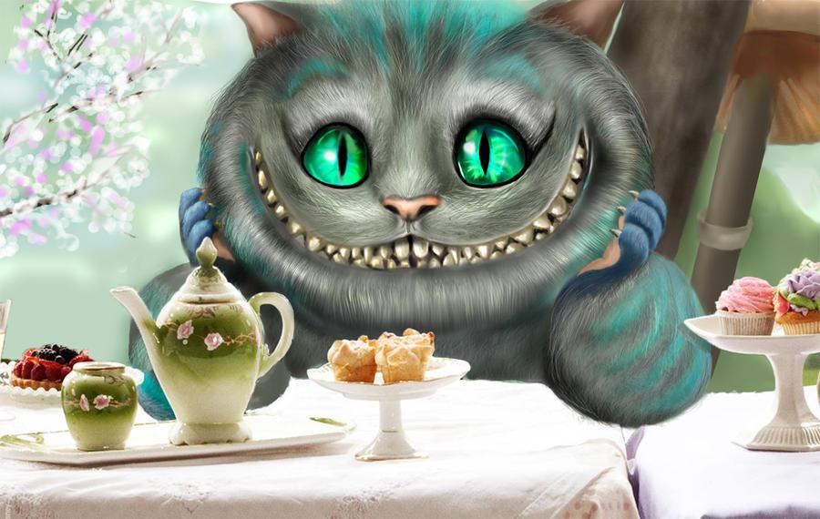 Cheshire Cat by staroksi