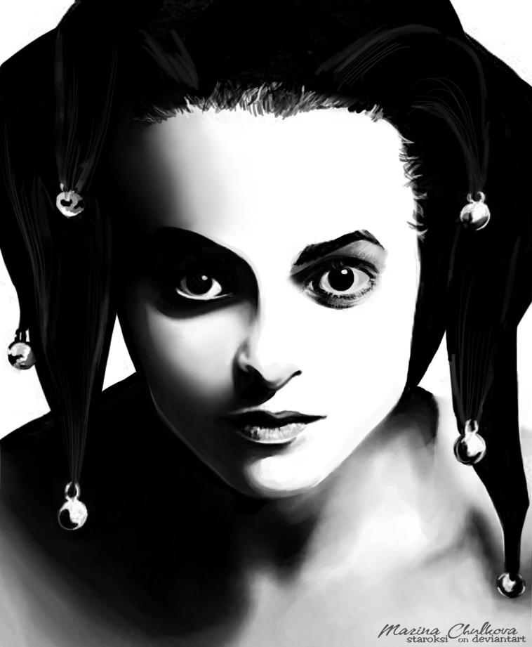Helena Bonham Carter by staroksi