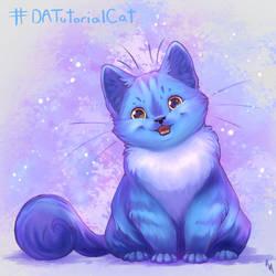 DATutorialCat by Chrissabug