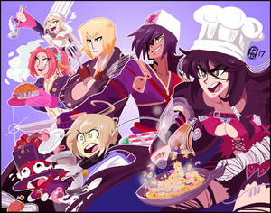 It's Time to Cook!