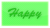 Happy Stamp by Phillus
