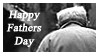 Father's Day Stamp by Phillus