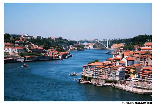 La riviere de Douro
