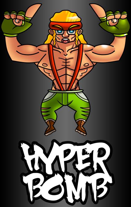 Hyper Bomb by debureturns