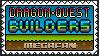 Dragon Quest Builders Megafan Stamp by debureturns