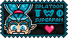 Splatoon Two Super Fan by debureturns