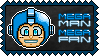 Mega Man Mega Fan by debureturns