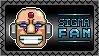 Sigma Fan by debureturns
