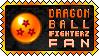 Dragonball Fighterz Stamp