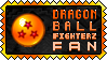 Dragonball Fighterz Stamp by debureturns