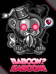 Baboon Kaboom! by debureturns