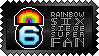 Rainbow Six Super Fan by debureturns