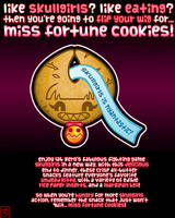 Miss Fortune Cookies by debureturns
