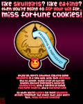 Miss Fortune Cookies by debureturns