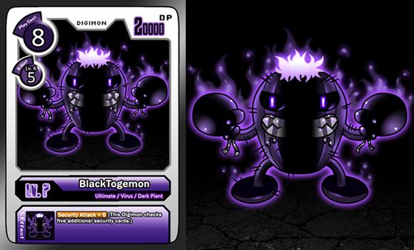 Black Togemon